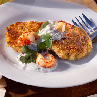Crawfish Cakes With Sauce Recipes
