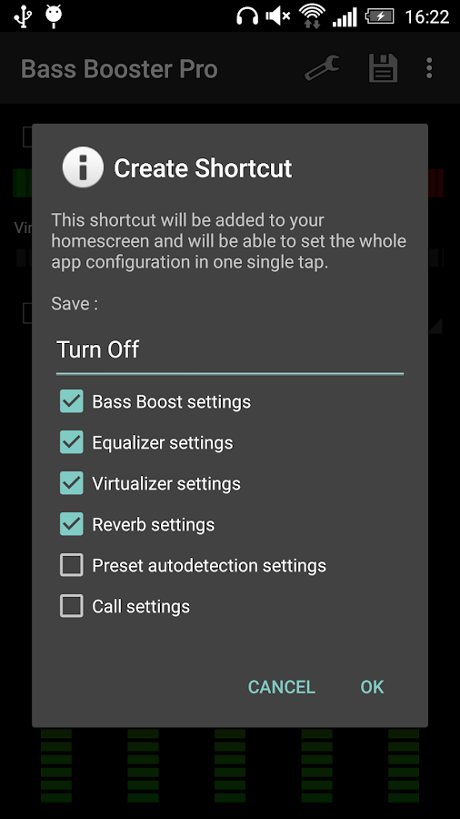 Bass Booster Pro Screenshot 5