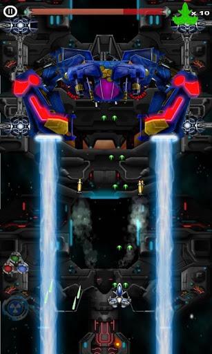 Alien Crusher HD - screenshot