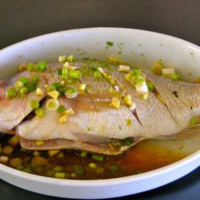WHOLE THAI SNAPPER