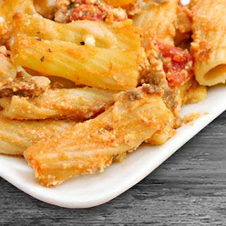 Turkey Ziti Recipes