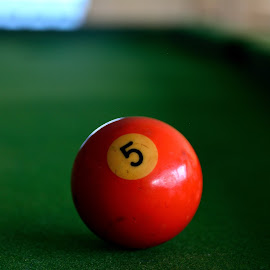 by Steven Hee - Sports & Fitness Cue sports