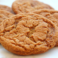 Crispy Ginger Cookies