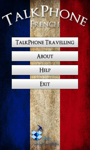 TalkPhone French Travelling