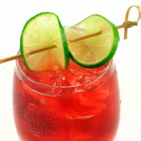 Raspberry Pomegranate Punch Recept | Yummly