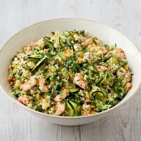 Prawn & Couscous Salad