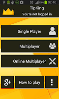 Screenshot of TipKing