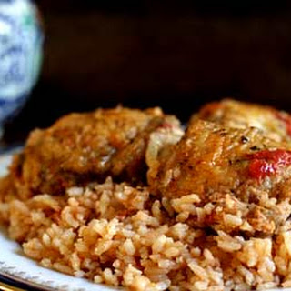Mexican Arroz Con Pollo Recipes
