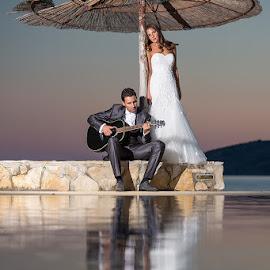 doris by Ante Gašpar - Wedding Bride & Groom ( wedding, guitar )