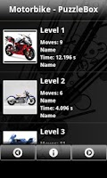 Screenshot of Motorbike - PuzzleBox