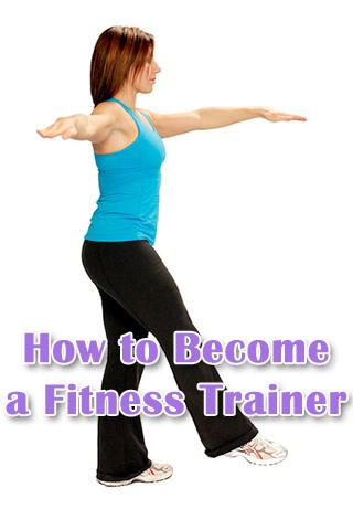 Become a Fitness Trainer