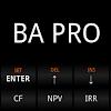 BA Pro Financial Calculator