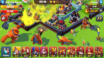 Screenshot of Total Conquest