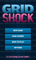 Screenshot of Gridshock