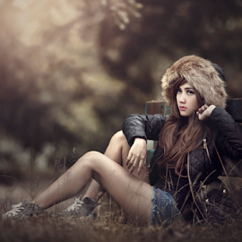 country girl by Ivan Lee - People Portraits of Women ( canon, model, girl, beauty )