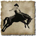 Wild West Cowboy Theme icon