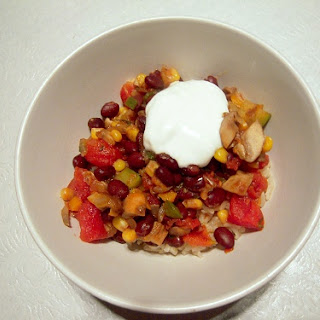 Vegetarian Chili With Brown Rice Recipes