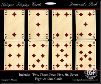 Playing Cards :: Historical Decks :: Antique - -->> Newt's Playing