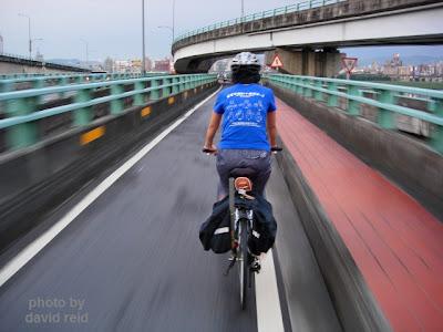 MartHo on Zhongxing Bridge