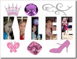 Kylee's Name Page