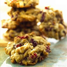Ocean Spray® Oatmeal Cranberry White Chocolate Chunk Cookies