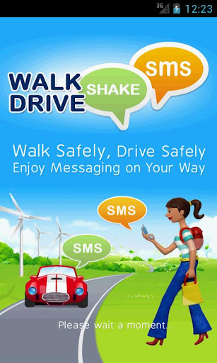 WalkDriveSMS