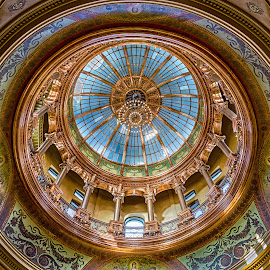 by Adam C Johnson - Buildings & Architecture Architectural Detail ( , Architecture, Ceilings, Ceiling, Buildings, Building )