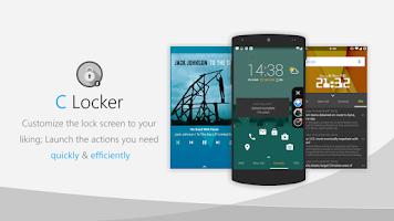 Screenshot of C Locker Free
