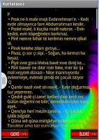 Screenshot of KÜRT  ATASÖZLERİ  AÇIKLAMALI