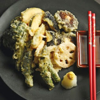 Vegetable Tempura From 'Japanese Soul Cooking'