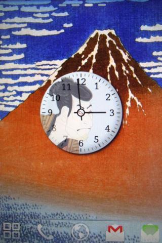 浮世繪時鐘第2版及壁紙