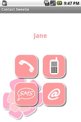 Contact Sweetie