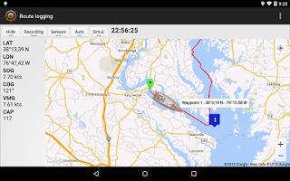 Screenshot of Avalon Router Coastal Free