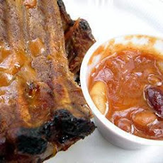 Apple Barbecue Sauce