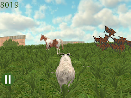 Screenshot of Farm Goat Simulator