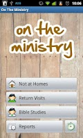 Screenshot of On The Ministry
