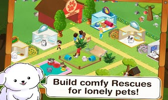 Screenshot of Fluff Friends Rescue TM