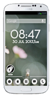 Screenshot of White&Black Launchers Theme