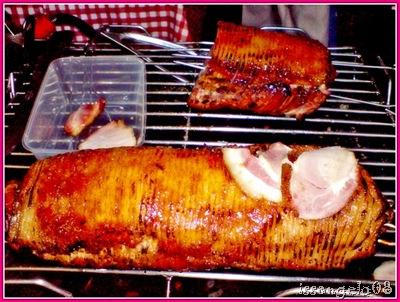 Iberica (?) ham, sold per slice