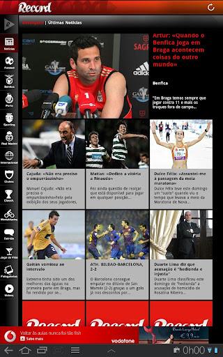 Jornal Record HD