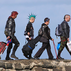 4Punks by Gary Fox - People Musicians & Entertainers ( punks )