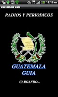 Screenshot of Guatemala Guia