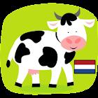 Baby peuter woordjes: Dieren icon