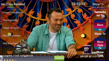 Screenshot of Tv İzle Ftm
