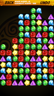Candy Jewels Deluxe - screenshot