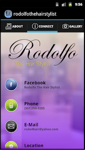 Rodolfo The Hair Stylist - screenshot