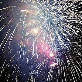 Opatija by Žaklina Šupica - Abstract Fire & Fireworks