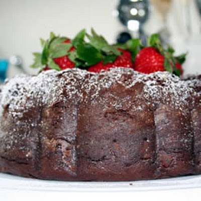 Chocolate Cavity Maker Cake