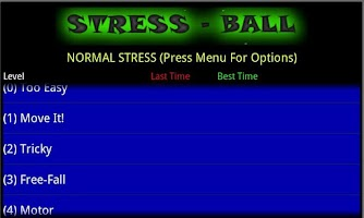 Screenshot of STRESS - BALL