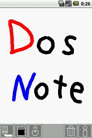 DosNote